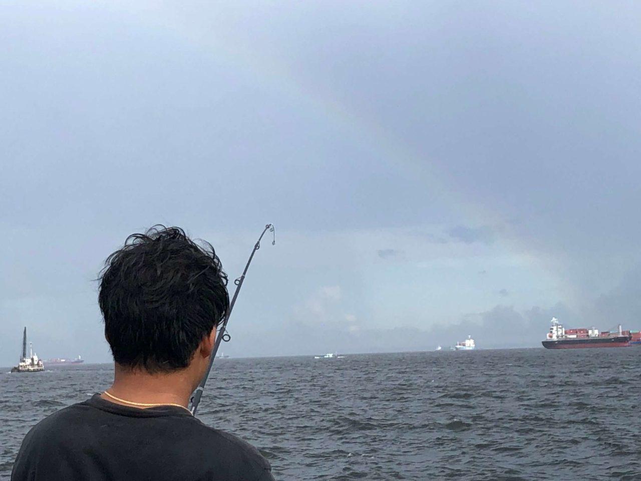 釣りをしてみよう!